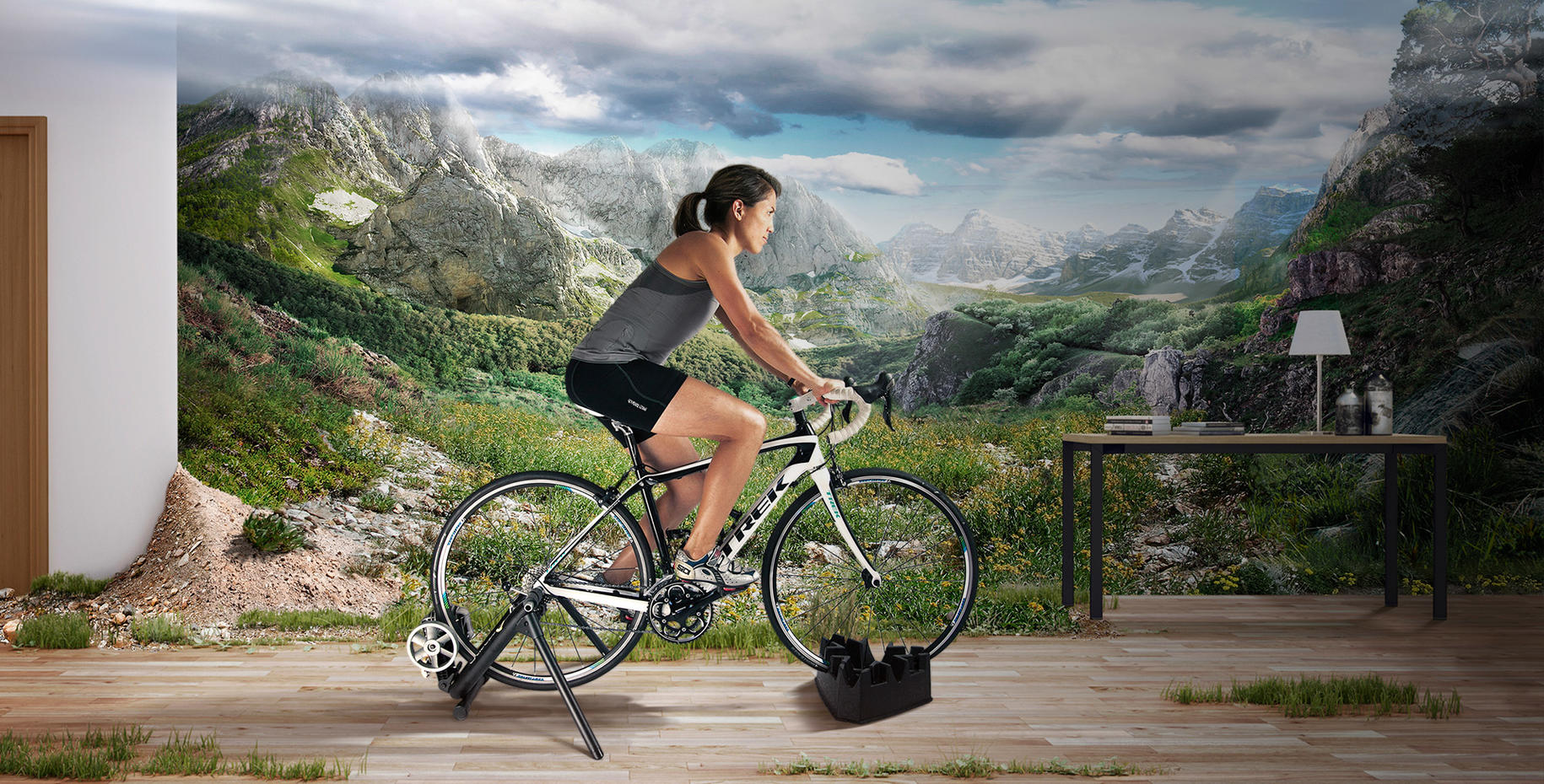 Indoor Riding Trainer